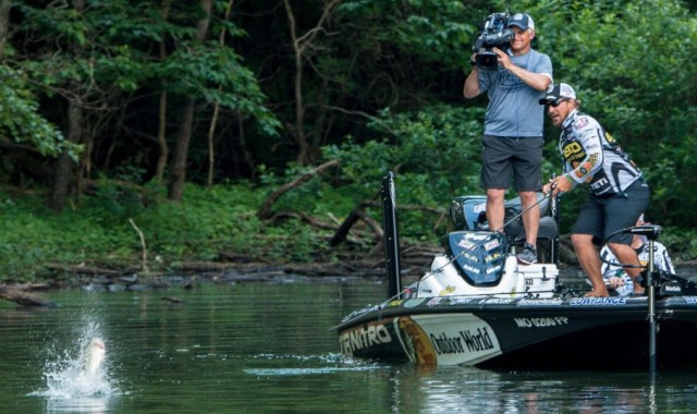 'Major League Fishing' (MLF), a made-for-television bass fishing competition featuring the country's top professional anglers, celebrates its 5-year anniversary this summer with news it has become the No. 1 fishing show in the nation.