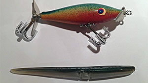 These lures have been tested by time and millions of anglers; they still deserve to be part of your bass fishing arsenal today.