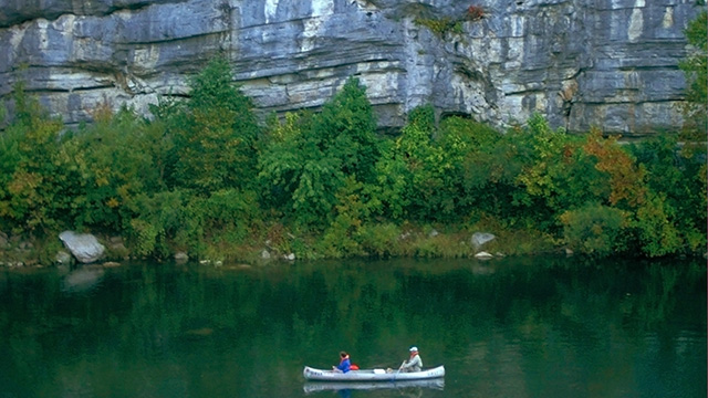 Looking for the adventure of a lifetime? Well, grab your canoe 'cause we're going paddle bassin'.