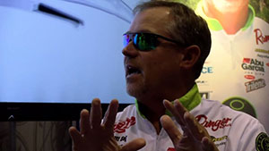 From the 2016 ICAST Show, Lynn Burkhead, and pro angler Scott Suggs introduce a new brand of sunglasses, Popticals.