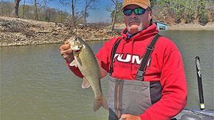In an unusual spring of frequent cold fronts and even unseasonable snowfall, the nation's bass anglers can make seven adjustments to keep their hopes alive for catching big lunkers.