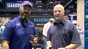 From the 2016 ICAST Show, Lynn Burkhead and JP DeRose reveal the newest reels from Shimano.