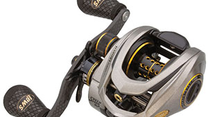 New rod technology and low profile baitcast reels are just a couple of things to expect from Lew's in 2017.