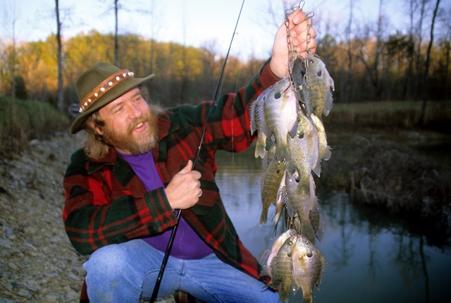 How to Catch More Winter Bluegills
