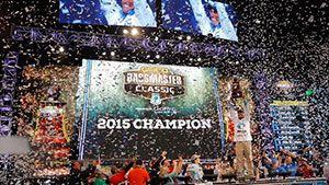The 48th annual Bassmaster classic will be held March 16-18, 2018, on Lake Hartwell at Anderson, South Carolina.