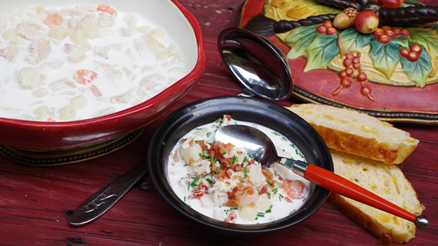 4 Great Fish Chowder Recipes