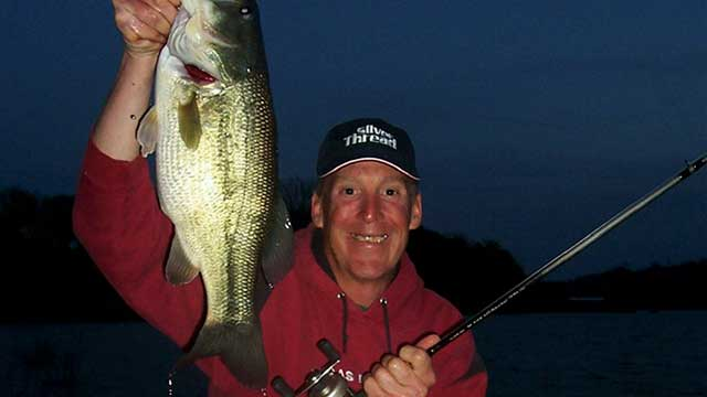 3 Proven Night Bass Fishing Lures