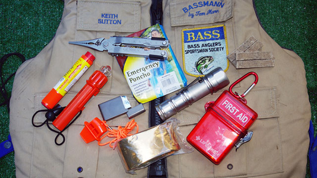 Diy Survival Kits For Anglers How To Piece Together Items T