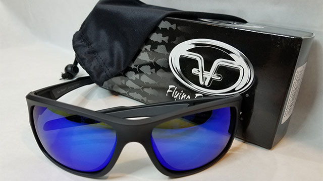 Product Review: Down Sea Sunglasses by Flying Fisherman