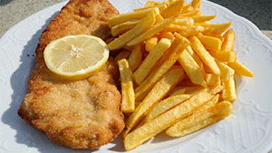 You can't go wrong with this simple fried flounder recipe.