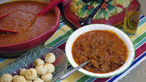 This warm and flavorful turtle soup recipe will make you feel like you're right at home at Grandma's!