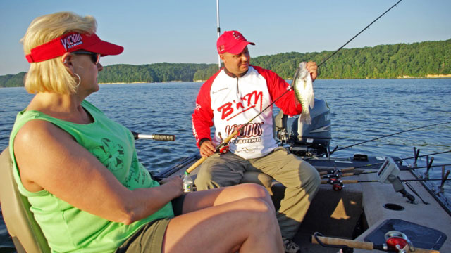 9 Ways to Catch Crappie in Hot Weather
