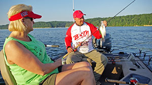 For resilient anglers who can tolerate the heat, mosquitoes and sunburn that often are part of summer fishing, their reward is hooking lots of big crappie when the right tactics are used.