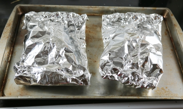 how to grill fish in foil packets