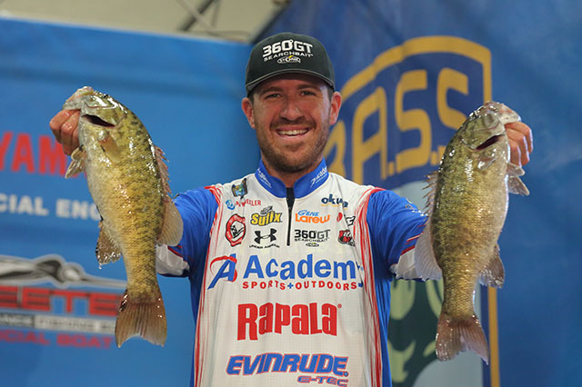 Wheeler Wins 2017 Bassmaster Elite Season Opener at Cherokee Lake