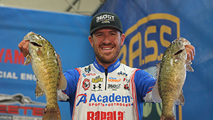 After a week of adversity some anglers don't face in an entire season, Wheeler won the event and its $100,000 first-place prize with a final-day catch of 18-3.