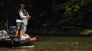 A full field of 109 Bassmaster Elite Series pros will be competing for the coveted $100,000 first-place prize at the Bassmaster Elite at Lake Dardanelle held out of Russellville, Ark., June 2-5.