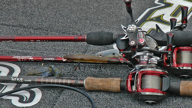 Kevin VanDam Power Bass Fishing Tips