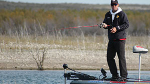 KVD hasn't ascended to the sport's top rung by not being able to find a way to catch fish during tough times of the year; pay attention to his fall bass fishing lessons and you can do the same.