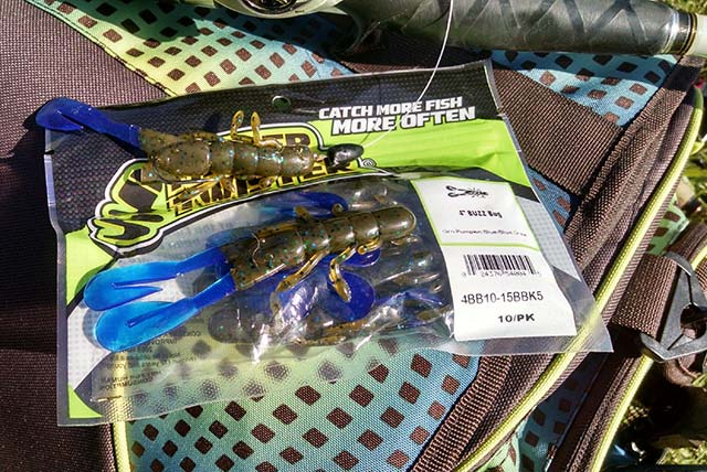 Plastic Lures and Baits for Bass Fishing