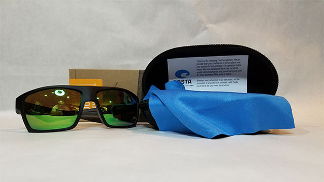 Product Review: Polarized Bloke Sunglasses by Costa