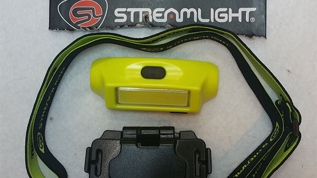 Product Review: Streamlight Bandit Headlamp