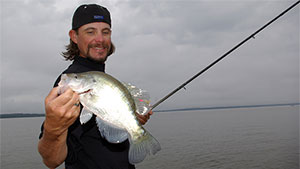 Follow these fishing-guide proven strategies to catch your fair share of early-season crappie