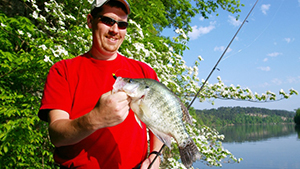 Abundant, beautiful, and delicious - crappie fishing is part of what makes spring awesome.