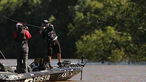 The 2018 Bassmaster Elite Series will take place February 8-11 on Lake Martin in Alabama.