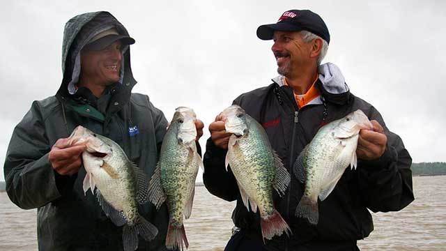 5 Bad Habits to Break for More Crappie
