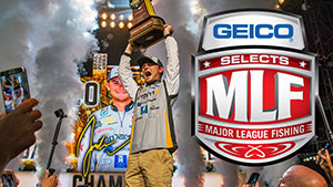 Love Major League Fishing? You'll start seeing some new faces participating in the 2018 Select events.