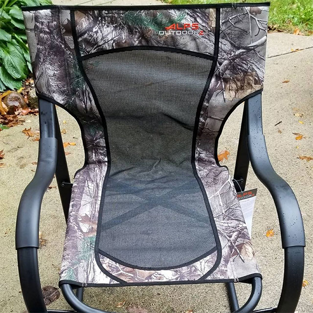 Brilliant Gear Review Alps Outdoorz Camp Chair Game Fish Cjindustries Chair Design For Home Cjindustriesco