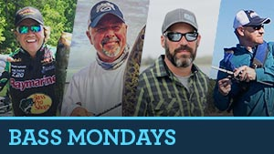 Start your week off right every Monday from 8:00pm ET with a program block dedicated strictly to bass fishing. That's right, hours of nothing but the best bass fishing shows on television!