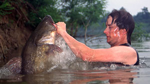 With catfishing noodling gaining in popularity, hand-fishing will become legal in West Virginia.