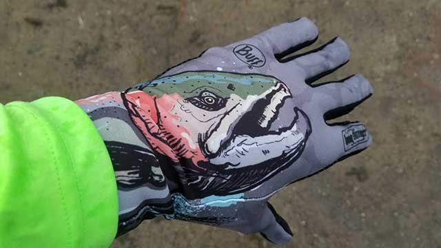 Review Buff Gear MXS Gloves