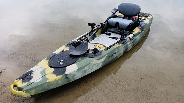 Shadow Caster Kayak Review Game Fish