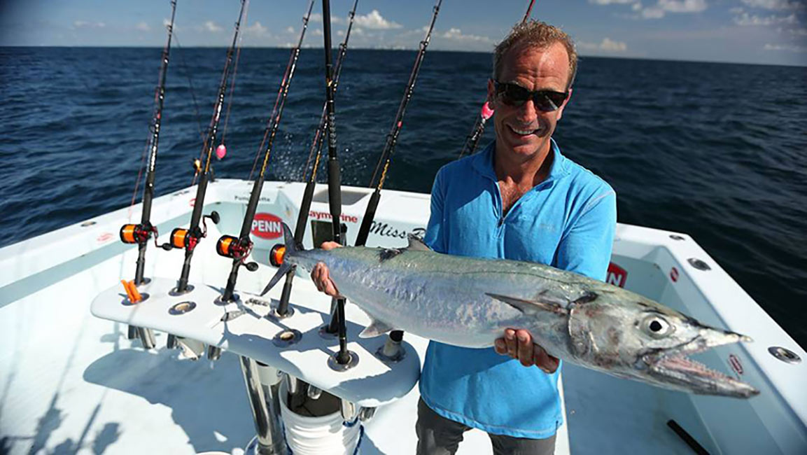 Robson Green Grand Slam Fishing