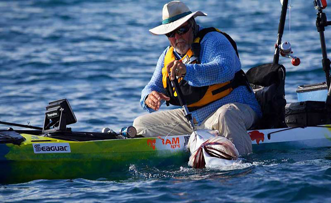 The Kayak Fishing Show